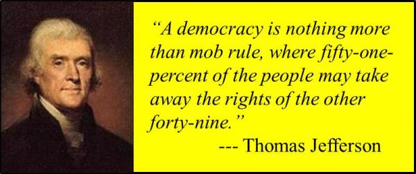 democracy vs republic quote   Google Search   History and