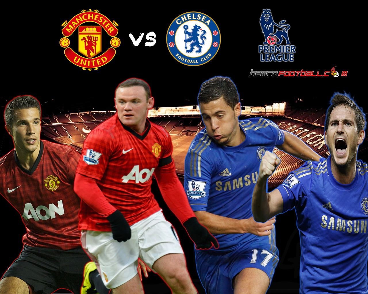 Manchester united vs chelsea 2012 2013 hd best wallpapers manchester united vs chelsea 2012 2013 hd best wallpapers voltagebd