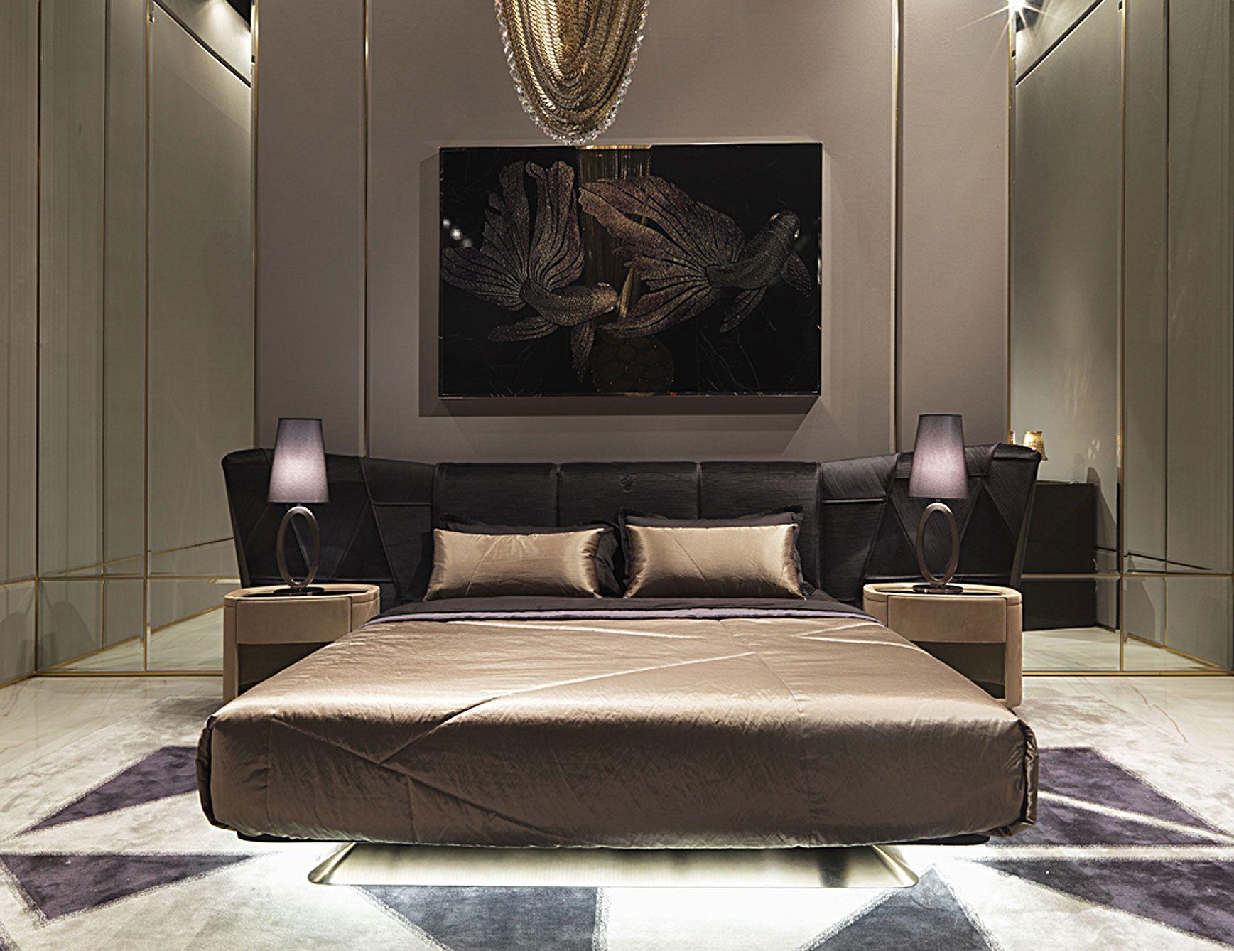 Besten Bett Designs Luxus Schlafzimmer Interieur Designer