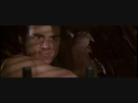 video jim carrey actor in the rhino birth scene ace