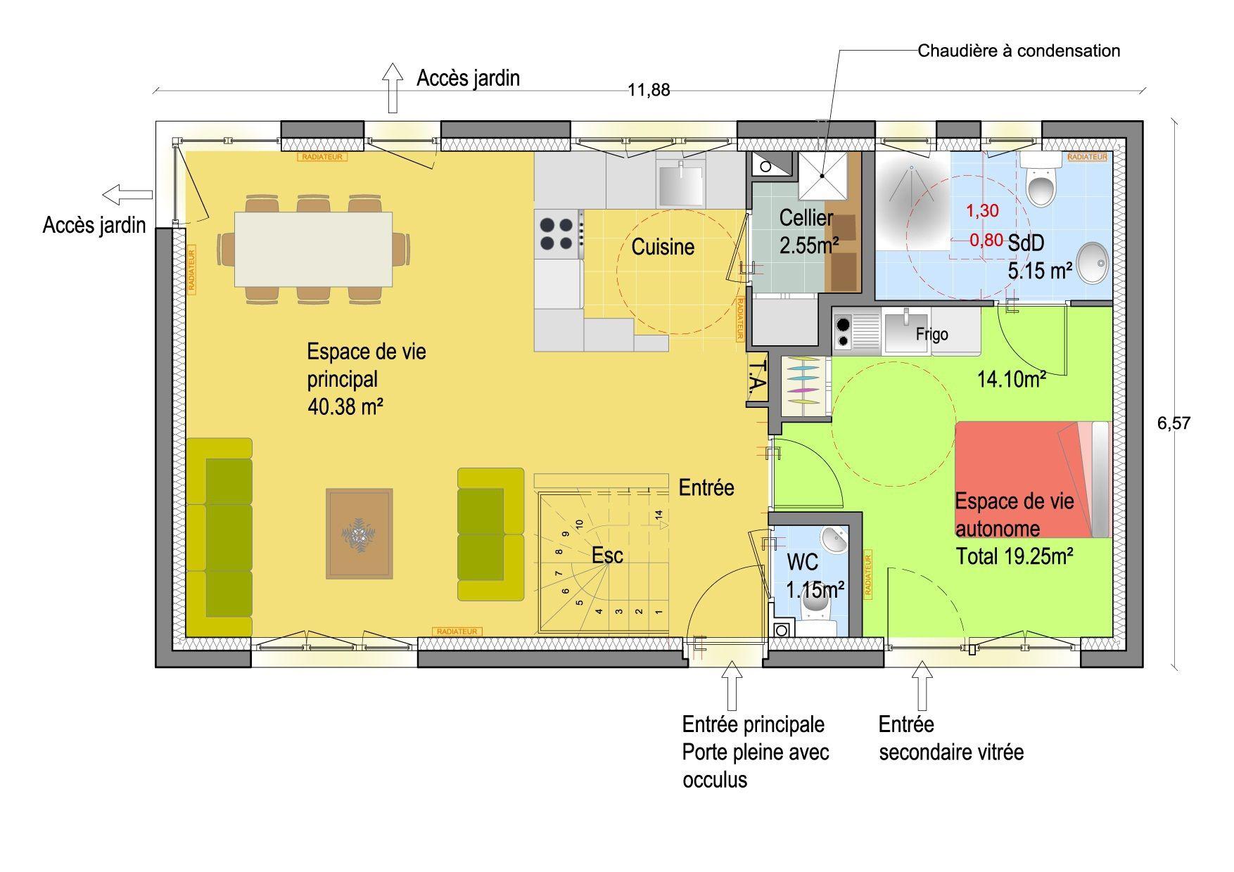 Construire sa maison plan for Construire maison 78