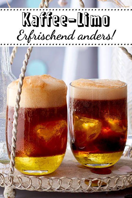 Kaffeelimonade Rezept | LECKER