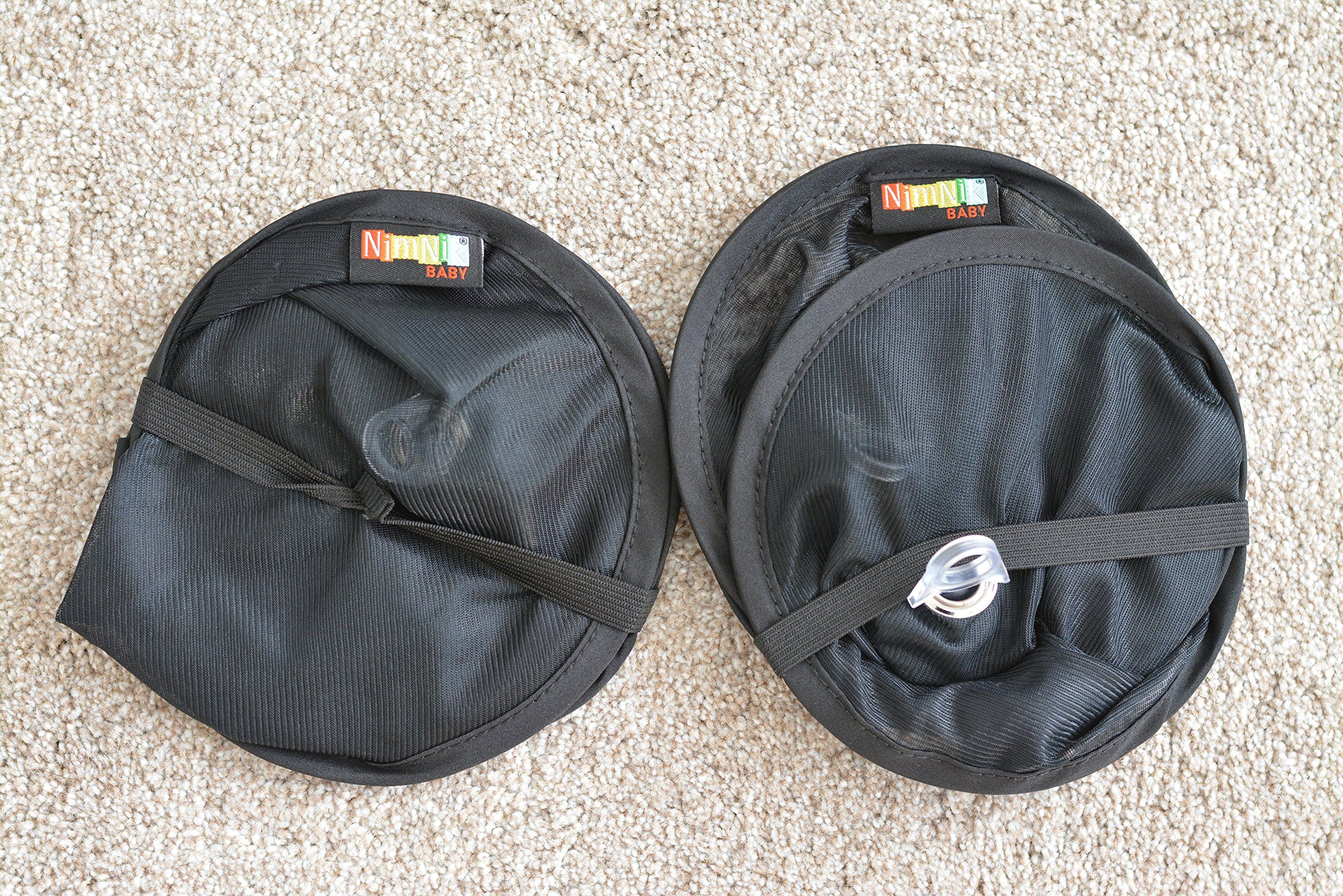 Car sun shade for baby 2pack black window shades want