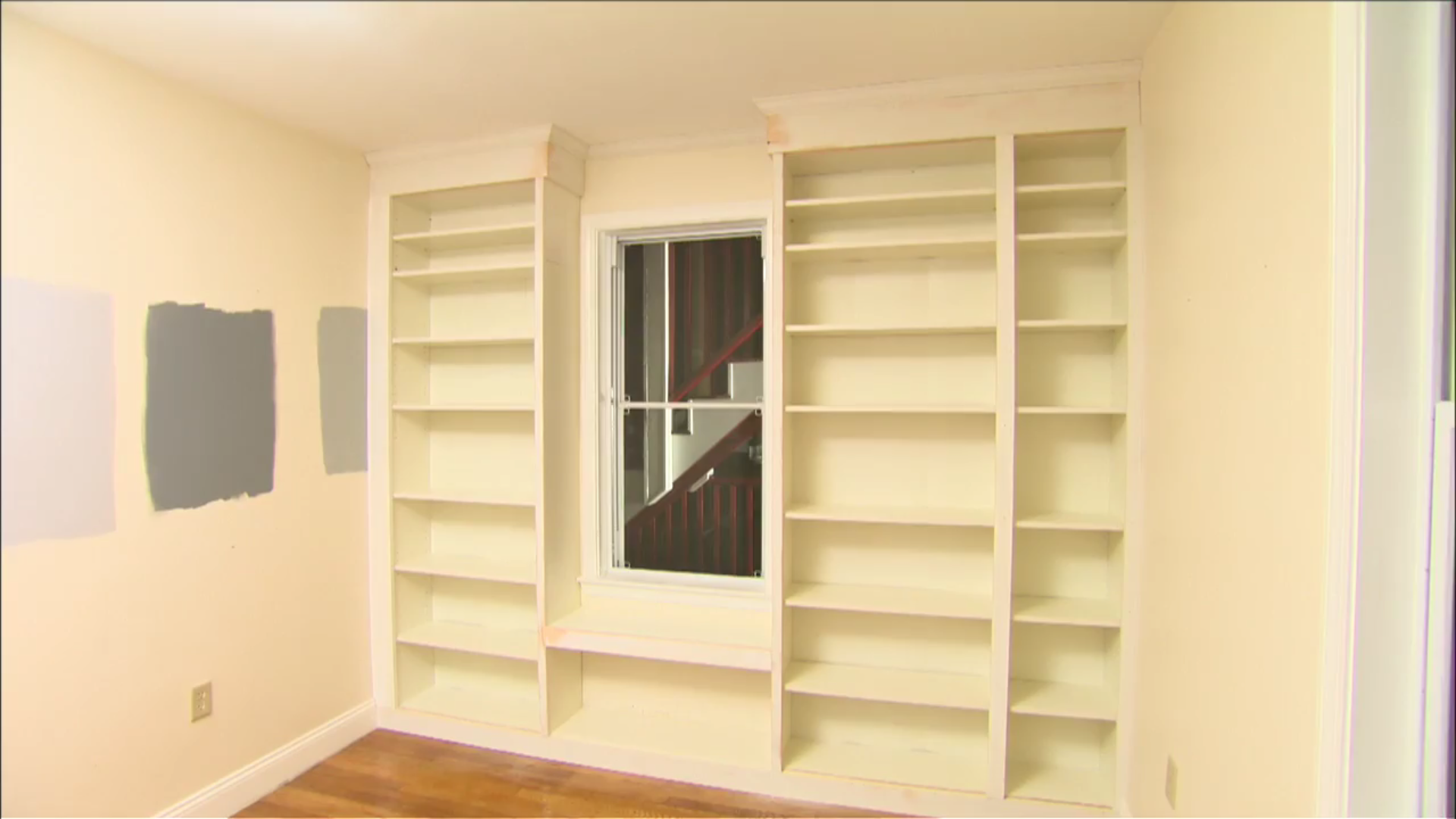 Making built-in shelving | Interior | Pinterest | More Shelving ...