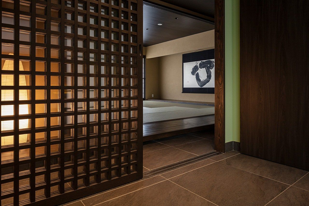 The Dispersed Hotel Concept By Enso Ango Kyoto Hotel Concept
