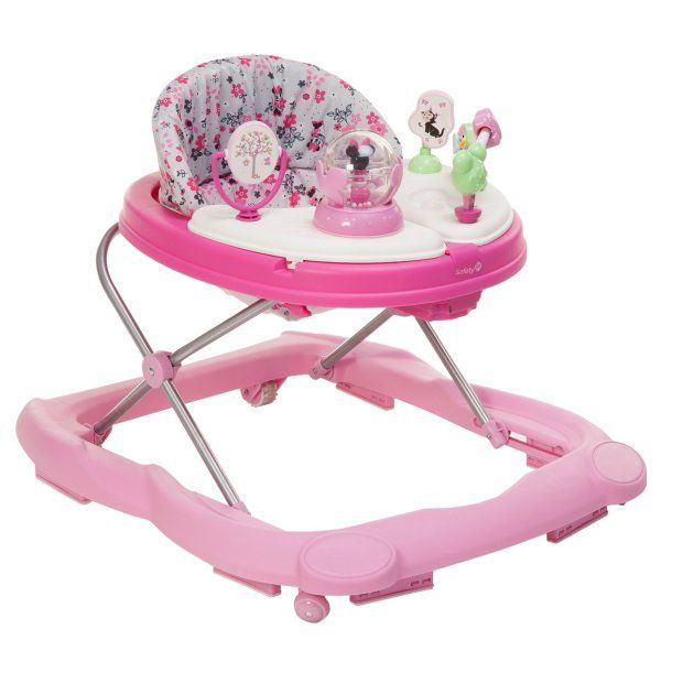 Baby Walkers For Girls Best Walking Toys For 1 Year Olds Minnie Mouse Walker Baby Minnie Mouse Baby Disney