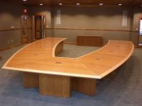 "CT-59:  ""U"" Shape Conference Table"