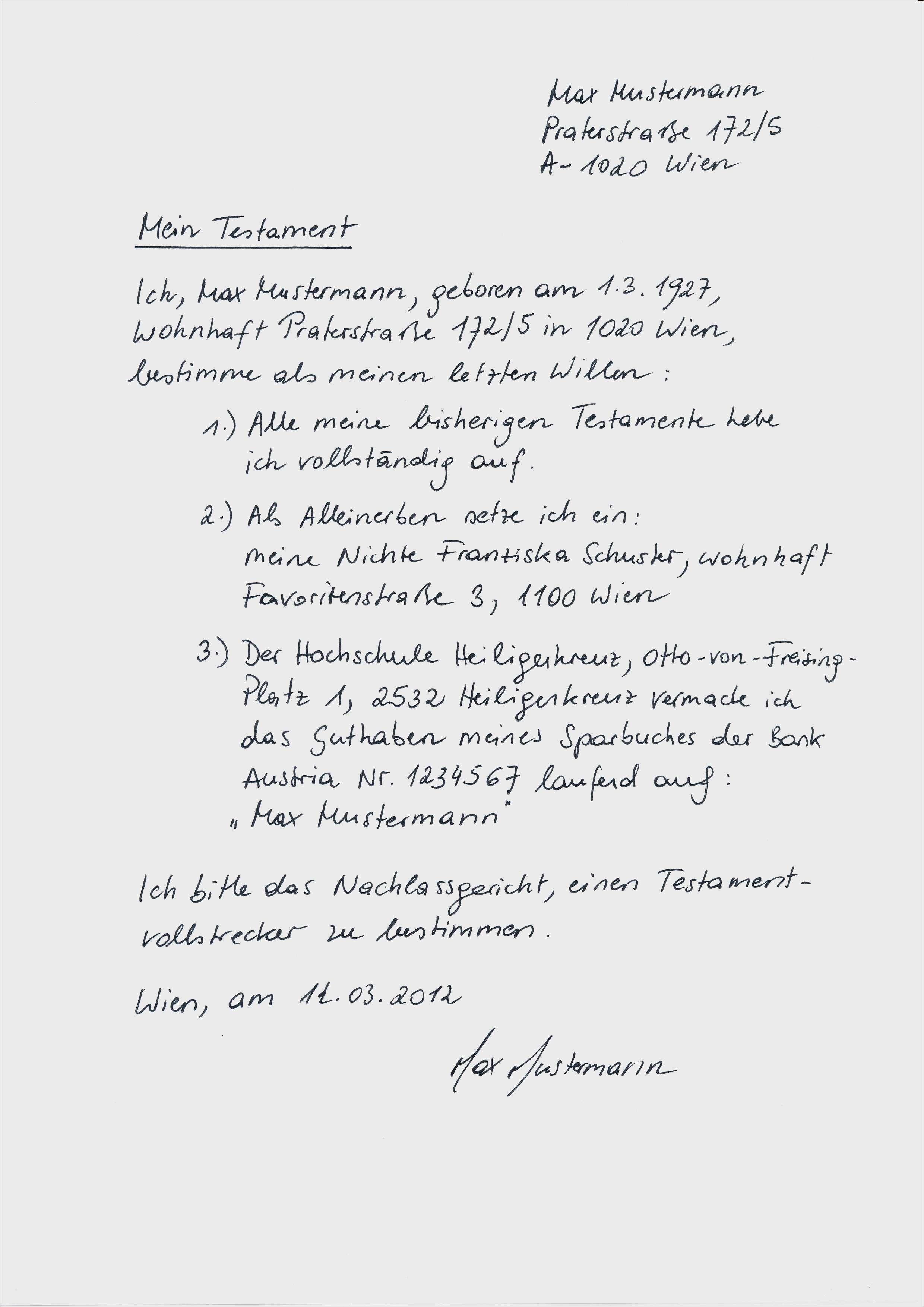 43 Fabelhaft Testament Handschriftlich Vorlage Nobel Solche Konnen Adaptieren Fur Ihre Ideen In 2020 Vorlagen Lebenslauf Bewerbung Schreiben