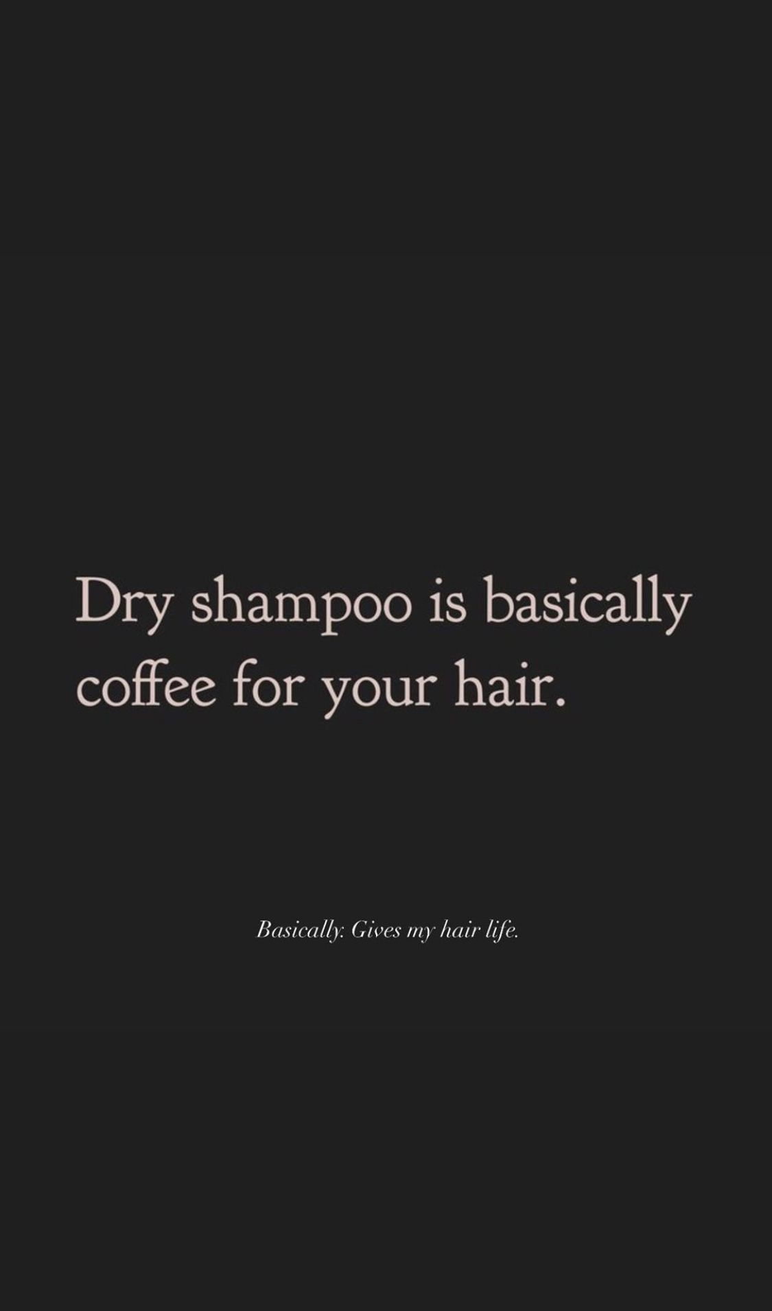 Pin By Megan S Monat Hair Lounge On Quotes To Live By Coffee Hair Quotes To Live By Monat Hair