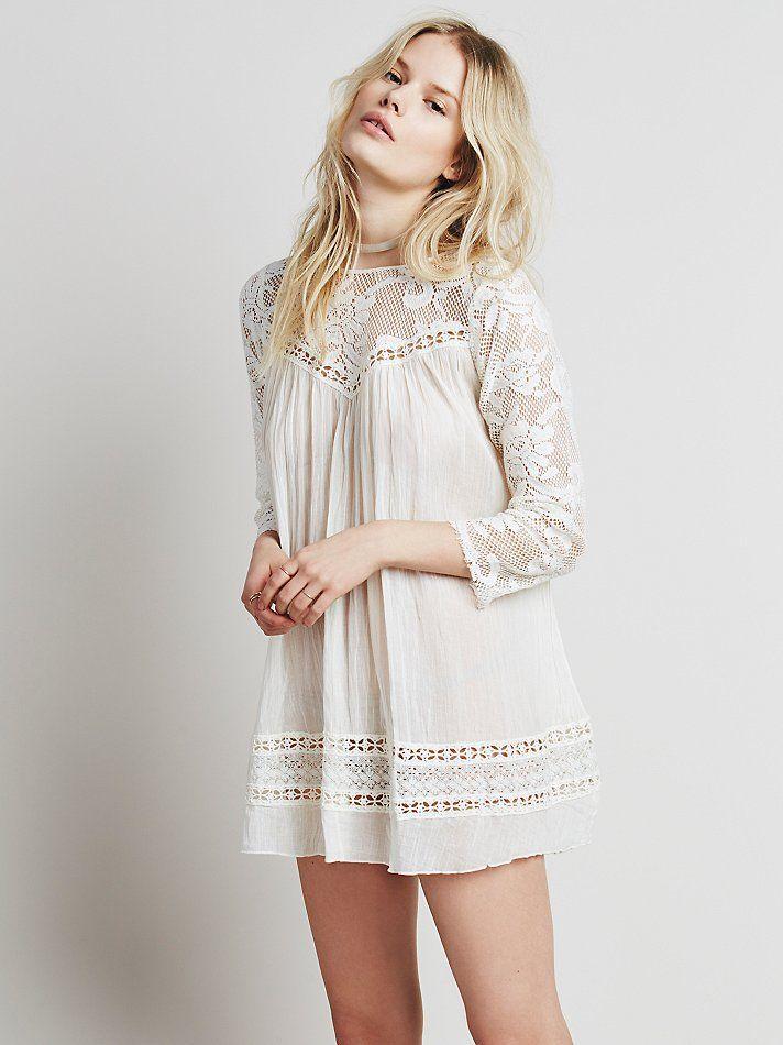 4fc2df3853a FreePeople | Az)) Summer❂Fashion | Fashion, Tunic, Dresses