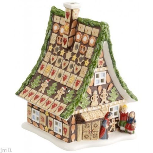 Villeroy Amp Boch Christmas Fairytale Park Gingerbread House