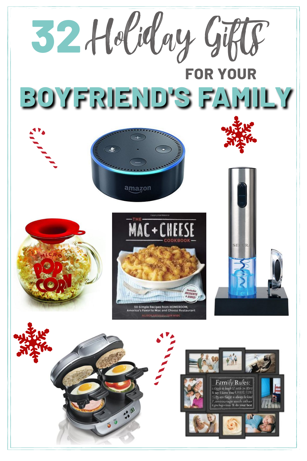 Gifts For Your Boyfriends Family Under 30 Gift Ideas Gifts