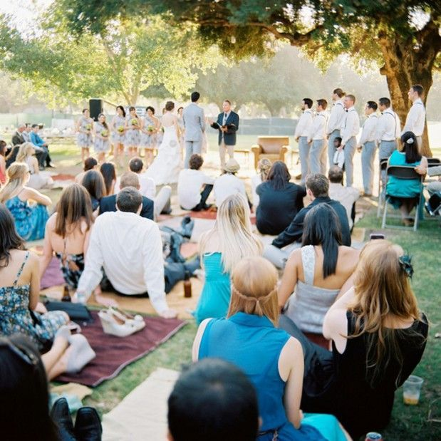 15 Outdoor Wedding Ideas That Are Totally Genius: WedPics Shutting Down February 15th, 2019