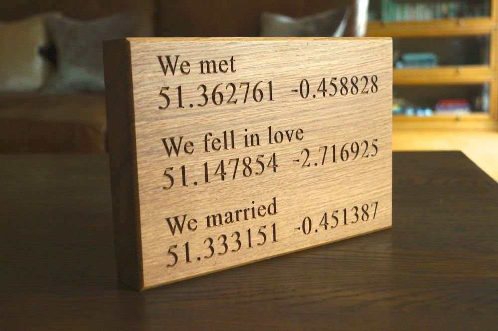 Five Year Wedding Anniversary Gift Ideas for Her | Wedding ...