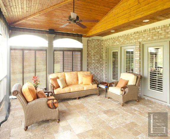 Porch Flooring Options Patio