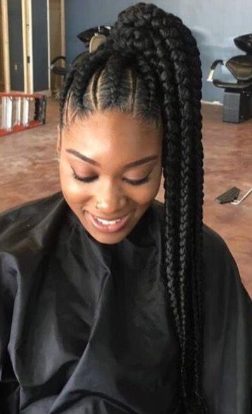 Ghana Braids Hairstyles 40 Totally Gorgeous Ghana Braids Hairstyles  Instagram Black
