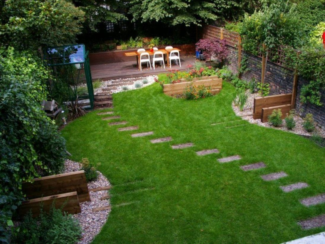 45 creative diy simple small backyard makeovers ideas on inspiring trends front yard landscaping ideas minimal budget id=94765