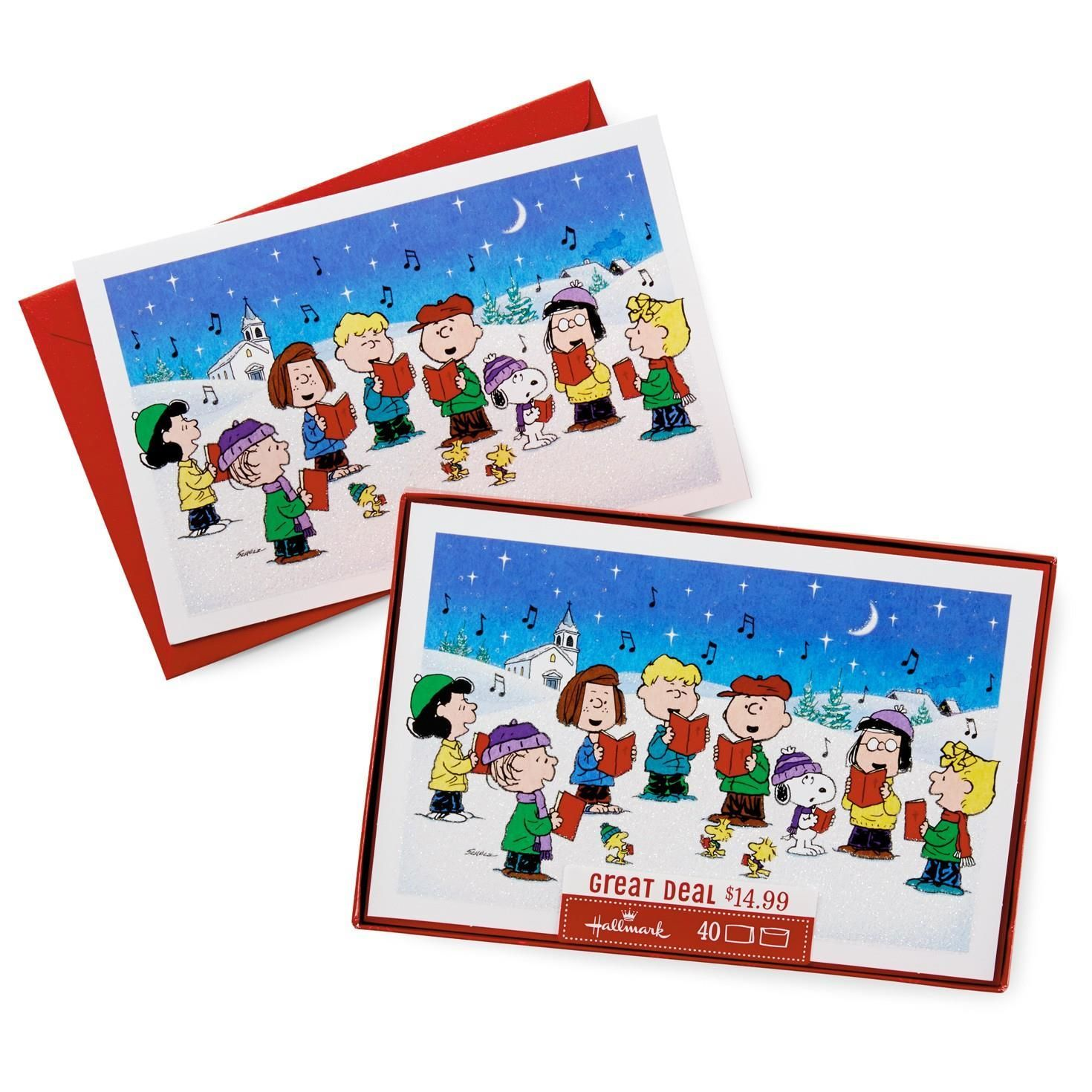 peanuts boxed christmas cards - Cried.asesoramiweb.com