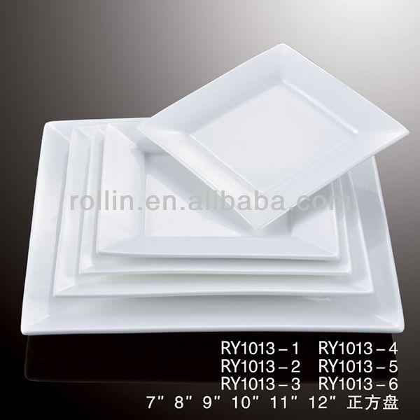 Wholesale Restaurant Dinner Plate,Dinner Plates For Hotel,Ceramic Charger  Plates Photo, Detailed