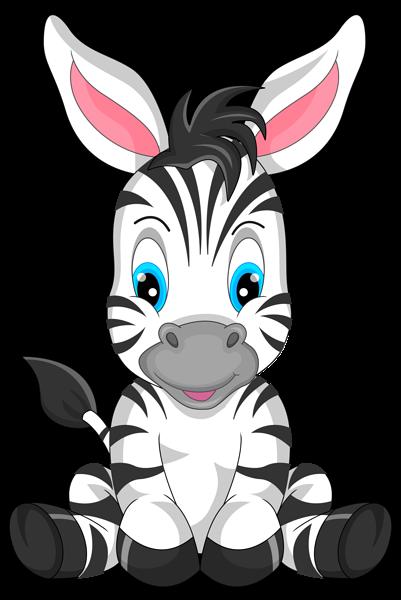 Cute Zebra Cartoon Png Clipart Image Zebra Cartoon Zebras Cartoons Png