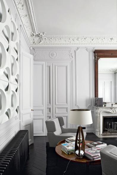 Casa parigi stile classico dream homes interno for Case arredate stile classico