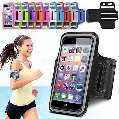 df sport kører jogging armband gym hele kroppen Case for iPhone 6 tilfælde 5.5 (assorteret farve) - DKK kr. 42