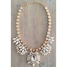 Gorgeous statement necklace #statement #necklace PoisonVi.com