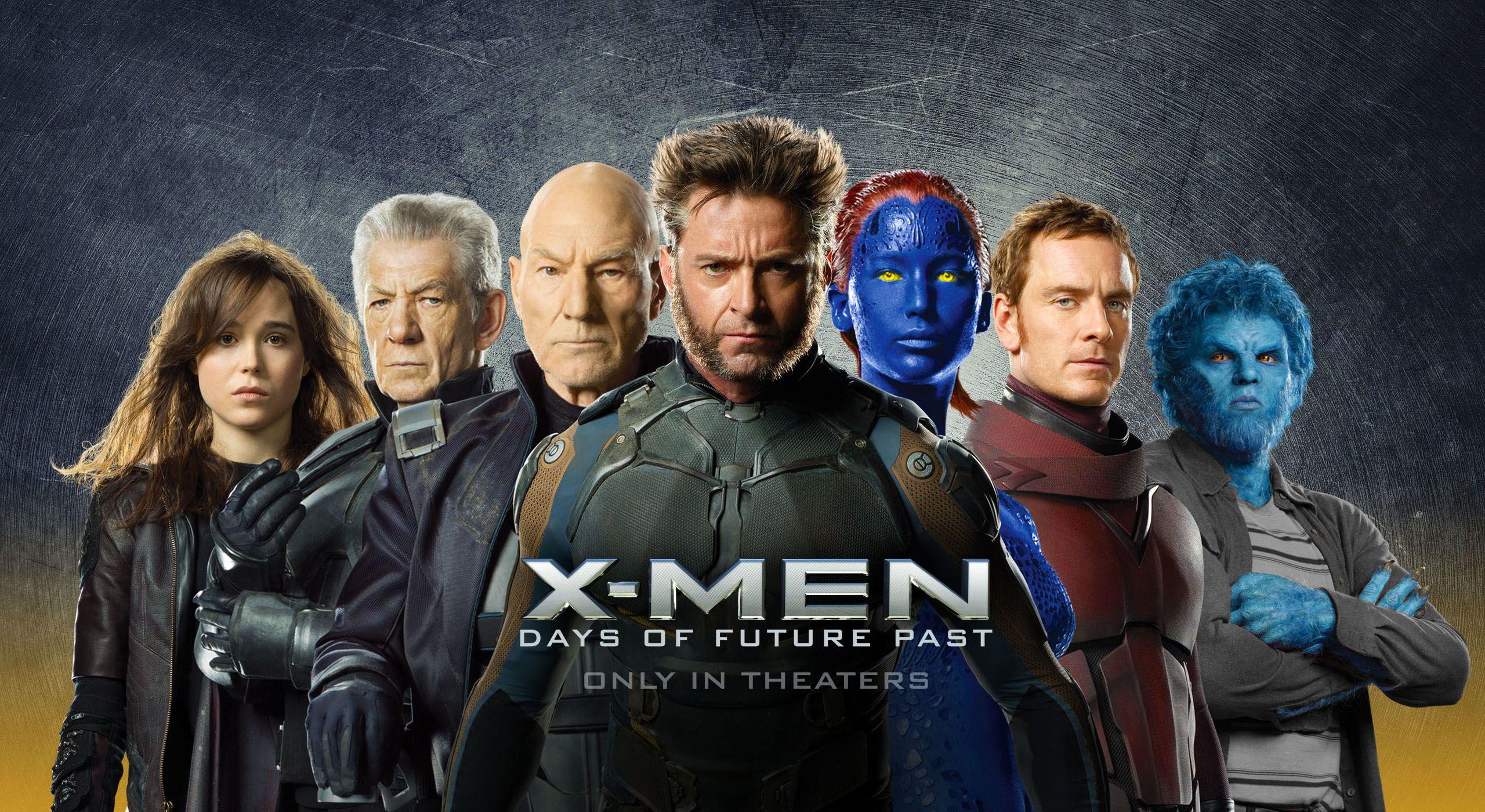 X Men Dias Del Futuro Pasado Days Of Future Past X Men Xmen Movie