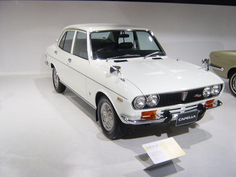 Mazda Capella Or 616 618 As It Was Also Known 1975 Mazda Capella Mazda Mazda Cars