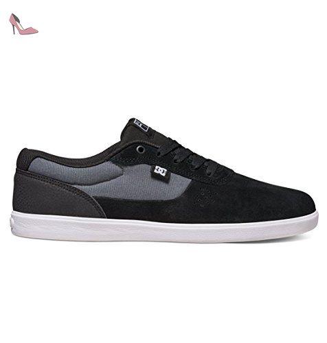 DC Shoes Pure - Shoes - Baskets - Homme - US 10/UK 9/EU 43 - Gris cRVOhOuPnA