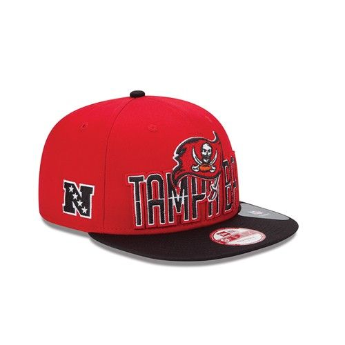 Tampa Bay  Buccaneers 2013 New Era® 9FIFTY® Draft Hat. Click to order! -   29.99 7b6cadecc66