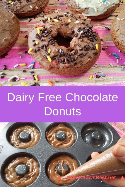Every once in a while I crave donuts. These dairy-free, vegan protein donuts are a delicious guilt-free treat! Get the recipe! #vegan #dairyfree #macrolife #digestivesupport #guthealth #guiltfreedonuts #dairyfreedonuts #vegandonuts #plantbaseddonuts #dairyfreerecipe #veganrecipe #proteindonuts #proteindonuts