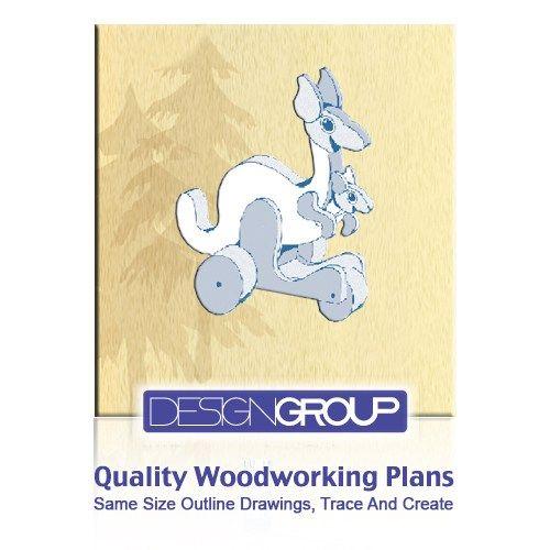 Kangaroo Woodworking Project Plans