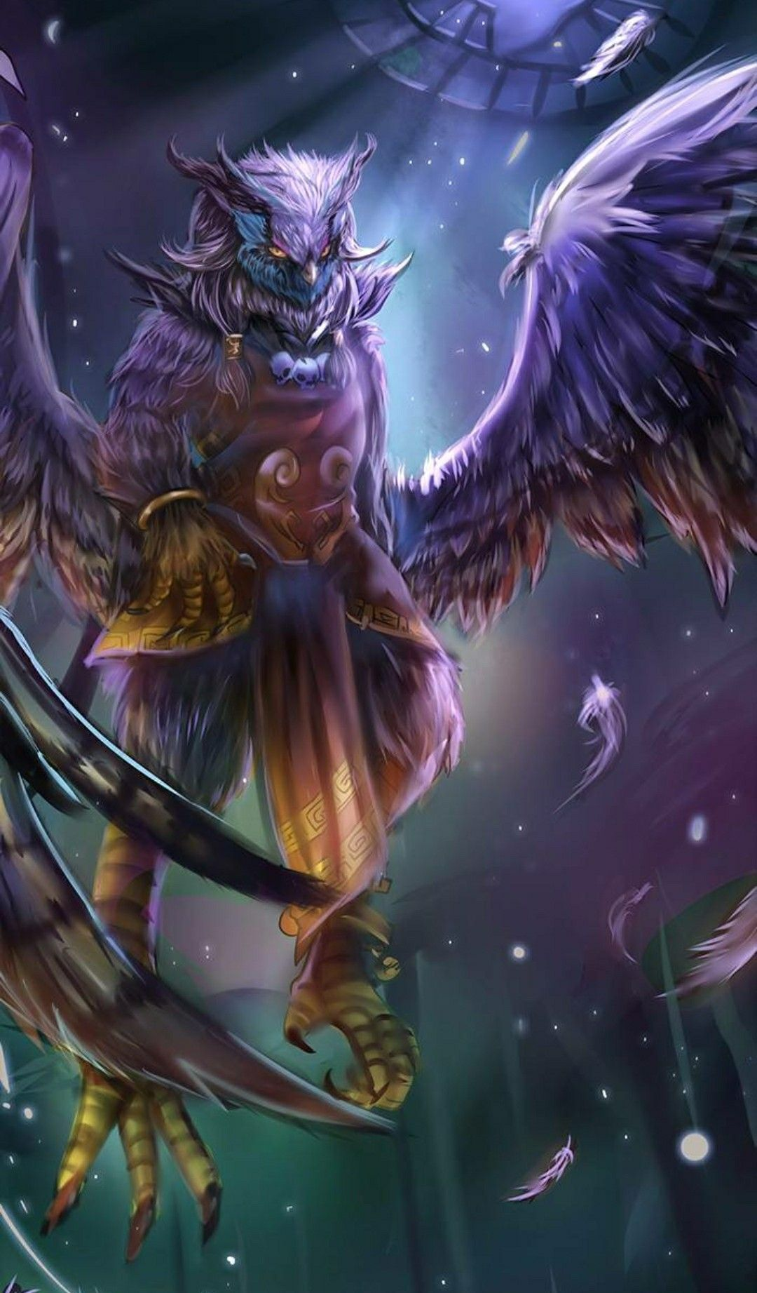 Nusantara Droid War 📖 Seni, Animasi, Fantasi
