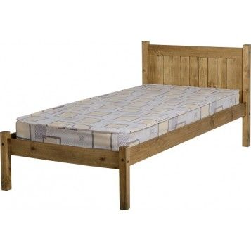 Maya Single Bed In Pine Better Buy Shop Furniture Bed Frame Panel Bed Frames Single Bed Frame