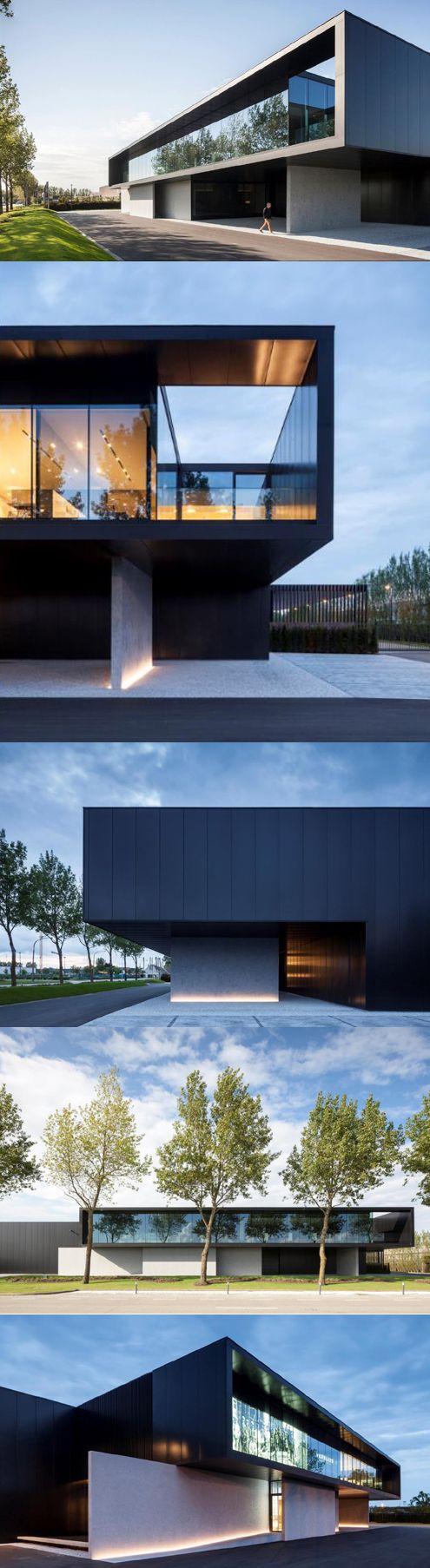 Versluys / Govaert & Vanhoutte Architects   Architektur, Moderne ...