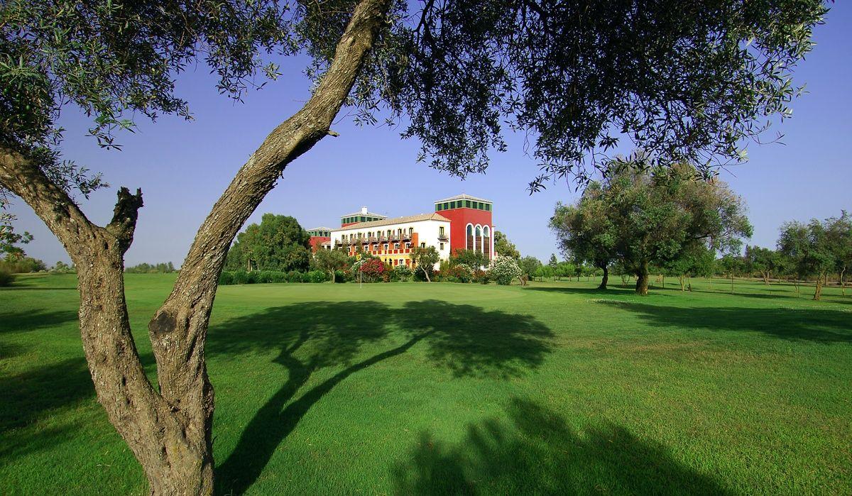 Isla Canela from a distance - Golf Paradise in the Costa de la Luz - #costadelaluz #overseashomes