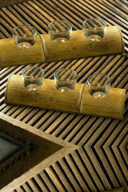20 Creative Bamboo Craft Design Ideas For Bathroom Bamboe