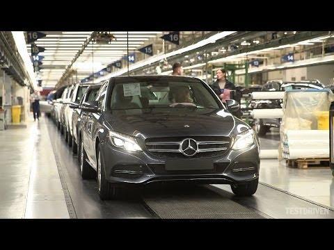 2014 Mercedes-Benz C-Class Production http://www.ltd-cars.com/movie-1/mercedes-benz-2014/2014-mercedes-benz-c-class-productionA-2zZnr3XesGY.htm…