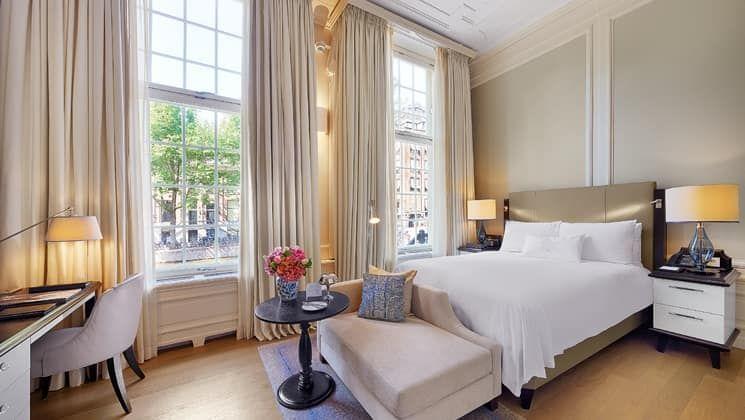 Waldorf Astoria Amsterdam Queen Deluxe Guest Room With Images