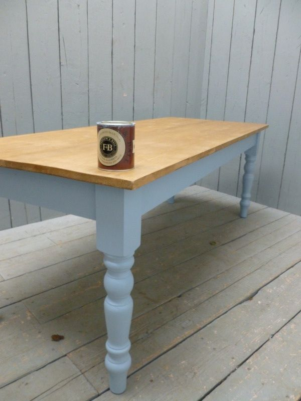 Best Farrow Ball Lulworth Blue Pine Bedroom Furniture Flat 400 x 300