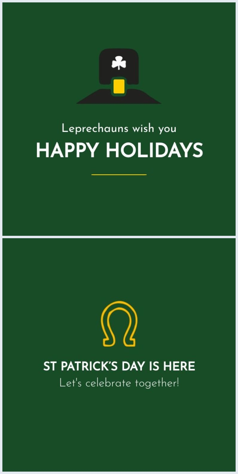 Funny St Patrick S Day Greeting Card Template Greeting Card Template Card Template Online Cards
