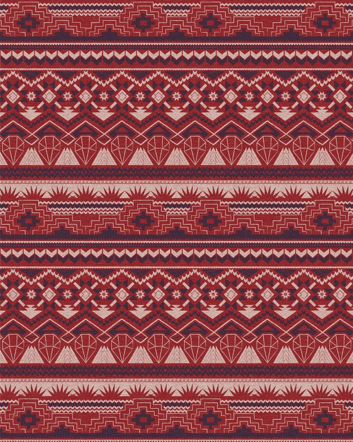 Tribal Iphone Wallpaper: Aztec Art Print. #aztec #tribal #native #wallpaper