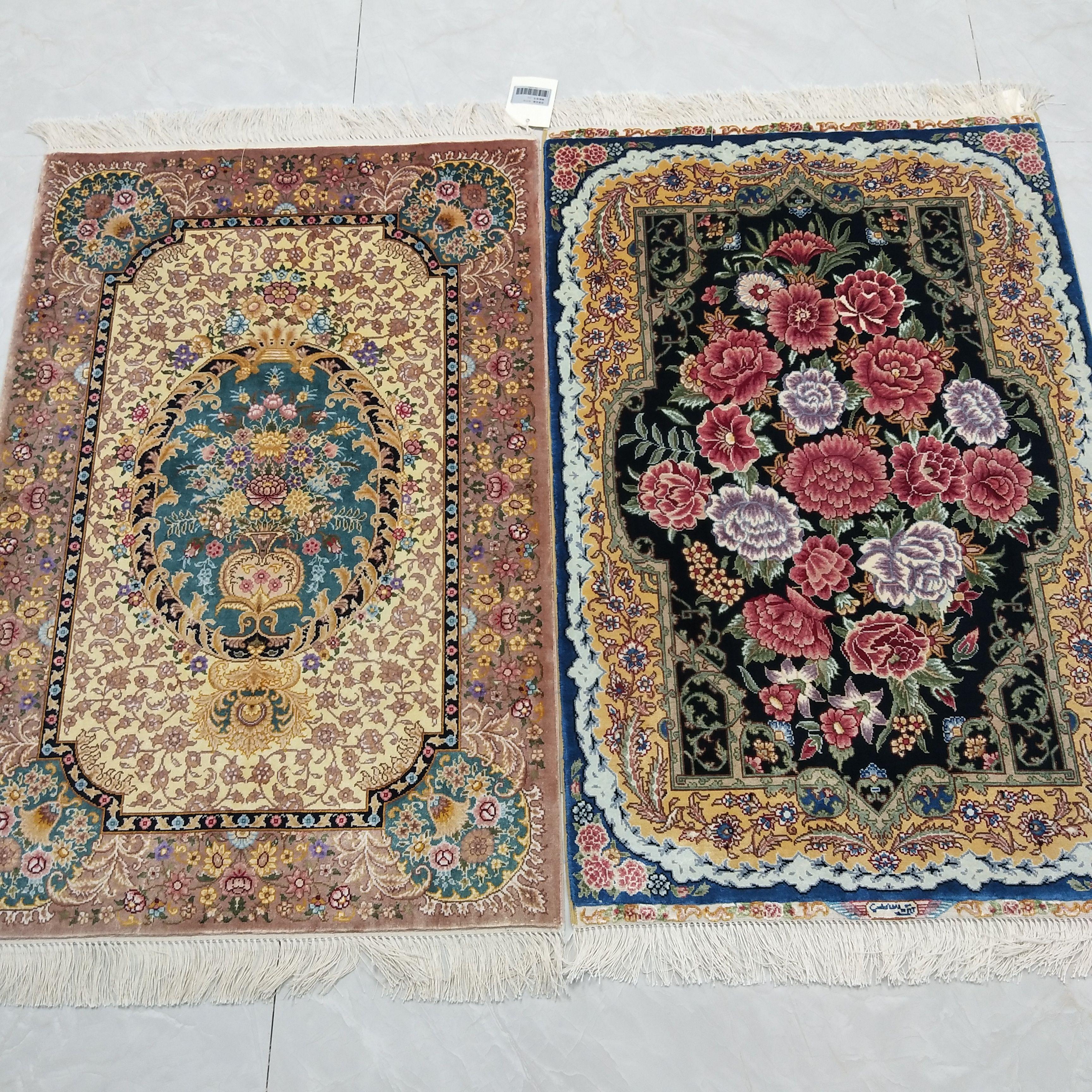 2x3ft handmade silk carpets Whatsapp:+86 185 6718 5850   carpets handmade silk   carpets handmade silk #carpets #handmaderugs #orientalcarpets #homedecoration #persiancarpet #silkcarpetsfactory #prayerrugs #persianrug #turkishcarpet #tabrizdesigns #turkishdesigns #kermandesign #silkcarpets #handknotted