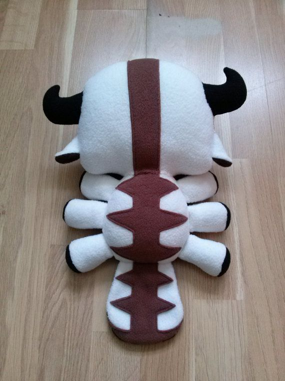 Appa Plush Crafts n Stuff Handmade soft toys, Plush