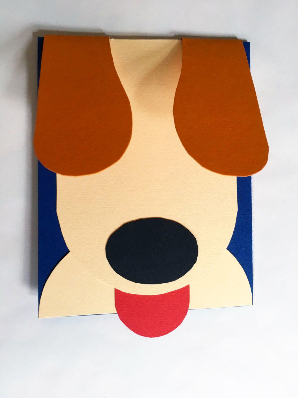 Interactive Pop Up 3d Puppy Kids Birthday Card Etsy Dog Birthday Card Kids Birthday Cards Kids Cards