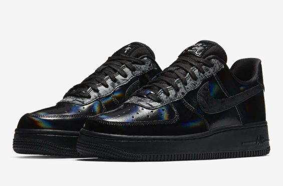 on sale 2583b 0ce6a Release Date  Nike WMNS Air Force 1 Low Iridescent Pack Nike continues to  add treats