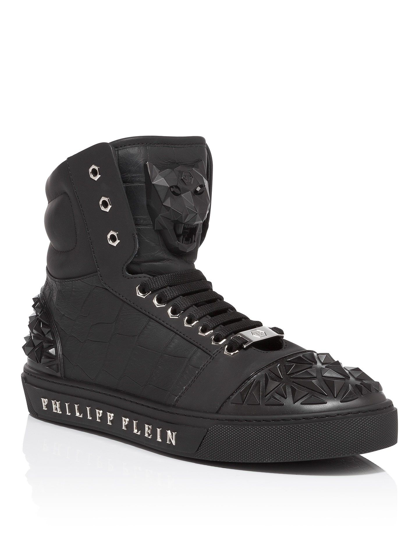 8afa2fd1eed PHILIPP PLEIN HIGH SNEAKERS