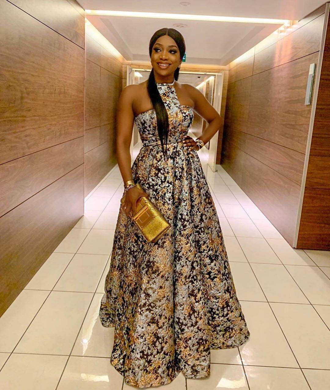 Wedding Guests Steal Worthy Looks Wedding Digest Naija Blog African Dress African Fashion Dresses Latest African Fashion Dresses [ 1276 x 1080 Pixel ]