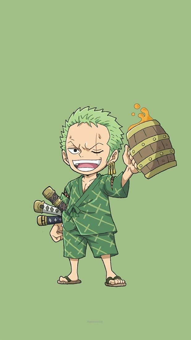 one piece zoro as a kid